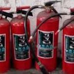 Fornecedores de extintores