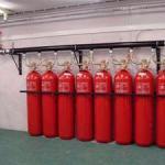 Sistema fixo de proteção contra incêndio