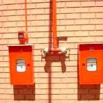 Sistemas de hidrantes e extintores