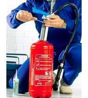 Recarga de extintores preço