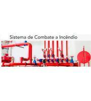 Sistema de combate a incêndio sprinkler