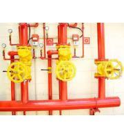 Sistema hidráulico para incêndio
