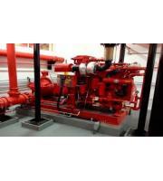 Sistema de sprinkler para proteção contra incêndio
